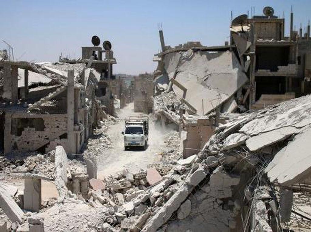 Begini Wajah Suriah Kini