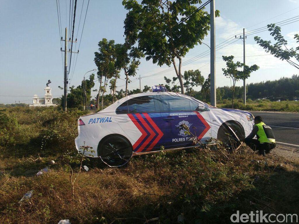 Mobil Patroli Kecoh Pengendara ini akan Dipindah ke Tempat Lain