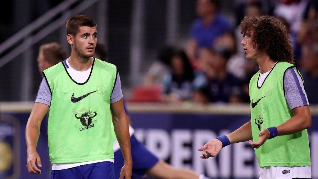 27 Menit Pertama Morata di Chelsea