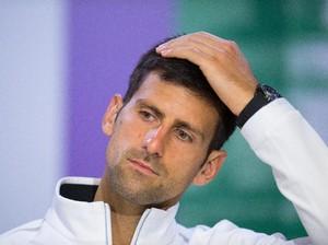 Djokovic Akan Absen di AS Terbuka?