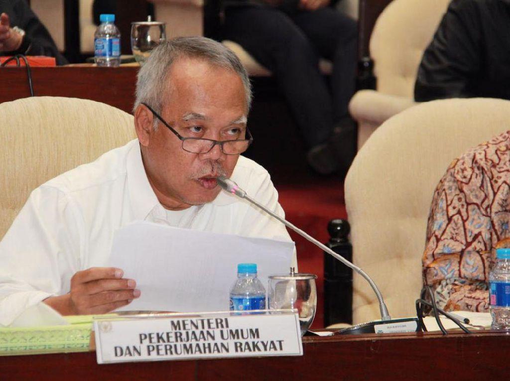 Arahan Menteri PU Soal Penggunaan DAK