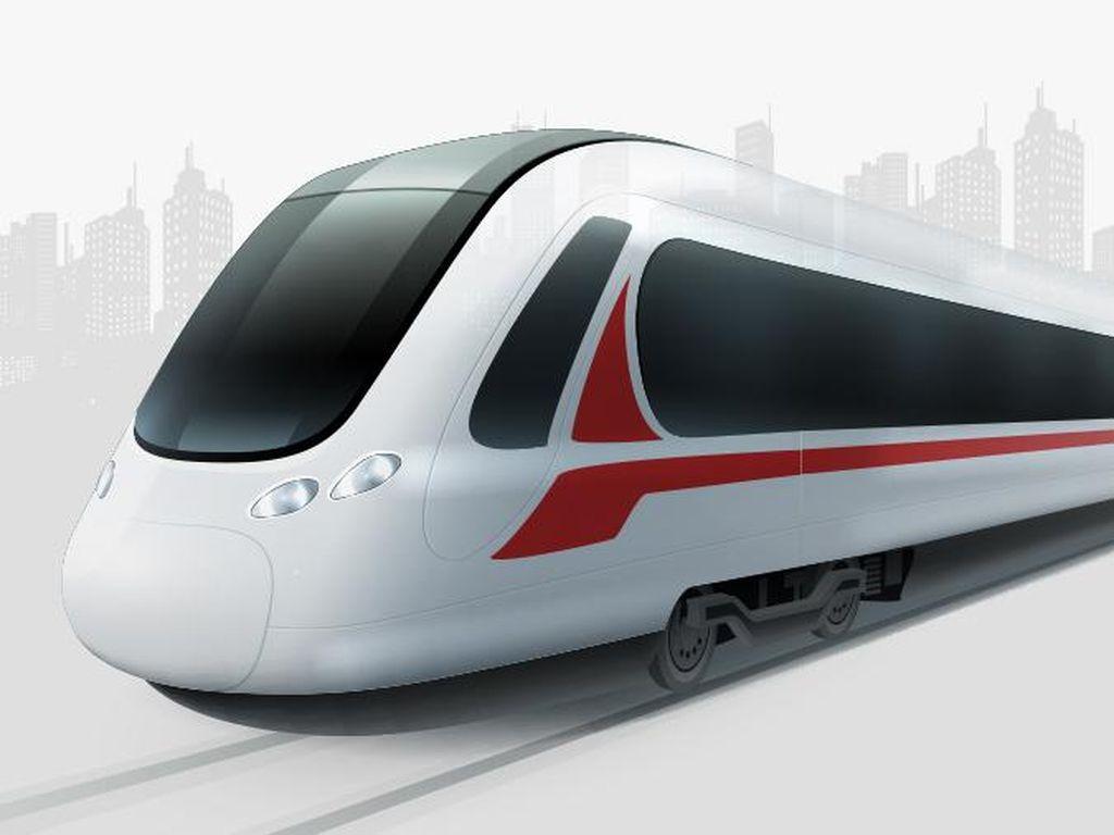 Seputar Kereta Cepat Jakarta Bandung yang Digarap China