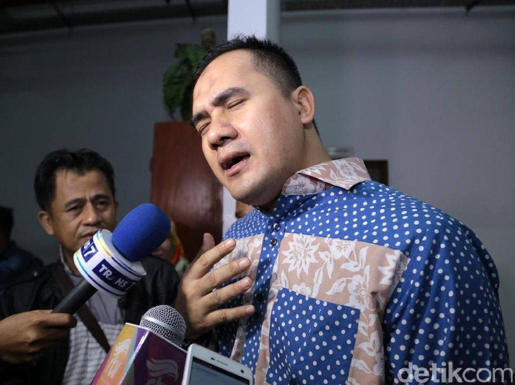 Ajukan PK, Keluarga Optimis Saipul Jamil Bebas