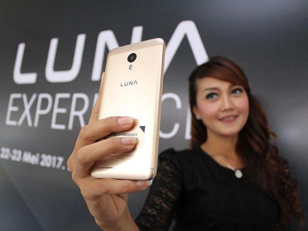 Ponsel Gaming Luna G Laku 60.000 Unit