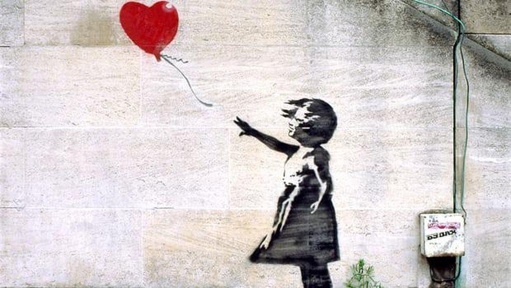 Banksy Segera Bombardir Selandia Baru Tahun Depan