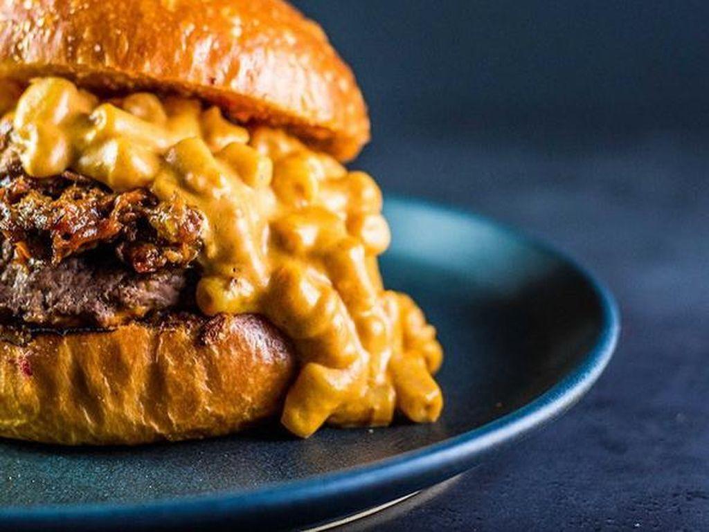 Mac and Cheese Bisa Diolah Jadi Burger, Pizza hingga Sandwich
