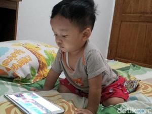 Slot Pintu Bisa Bantu Awasi Pemakaian Gadget Anak Lho, Bun