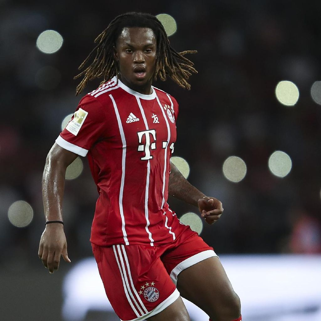 Tak Betah di Bayern, Renato Sanches Tertarik Gabung Milan