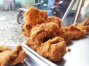 Begini Cara Membuat Fried Chicken Lokal yang Renyah Gurih