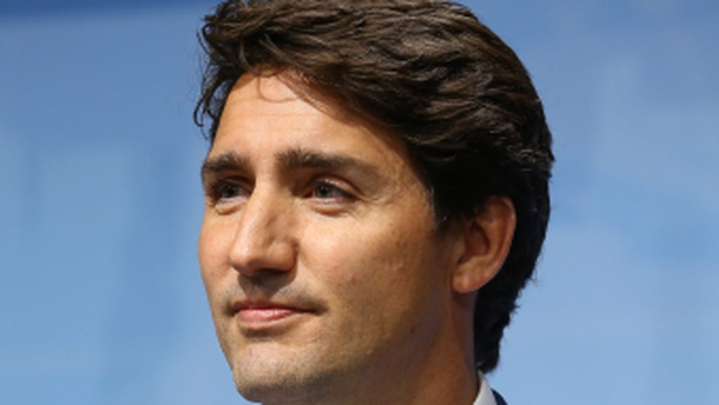 Deretan Foto Justin Trudeau Saat Muda, Ketampanannya Bikin Meleleh