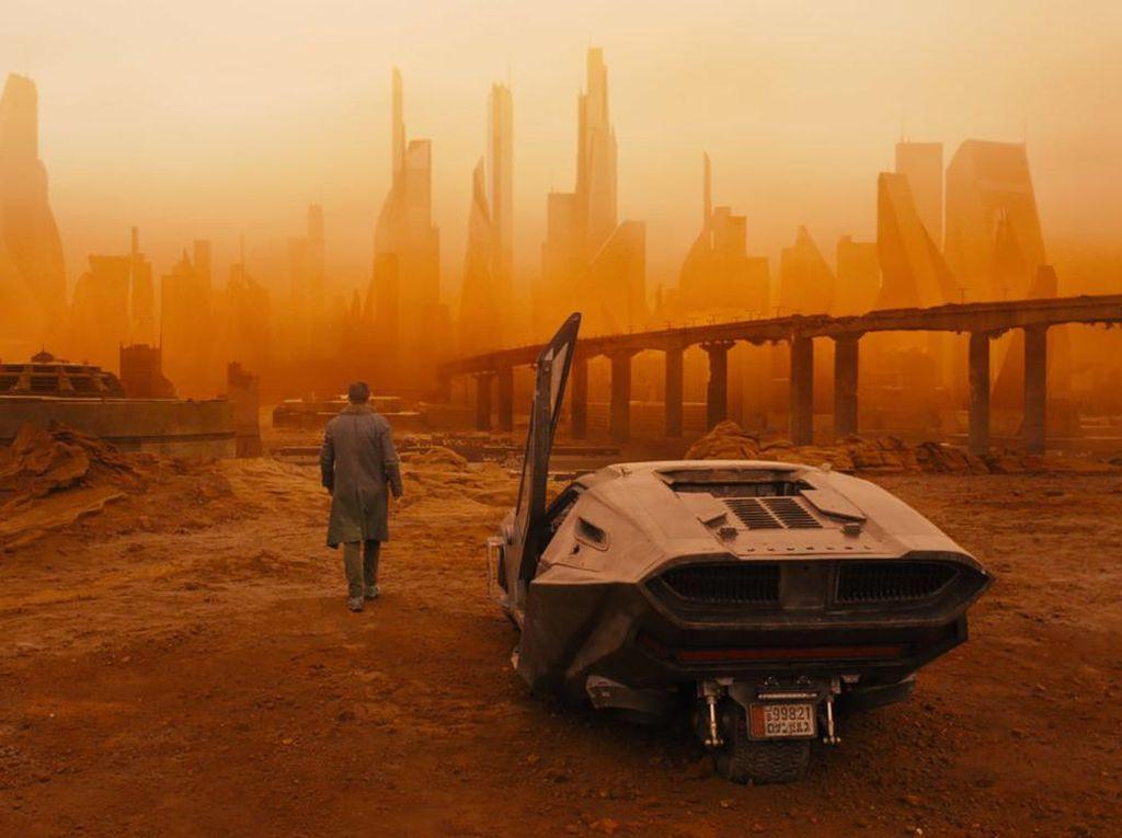 Cuplikan Terbaru The Blade: Runner 2049 Suguhkan Suasana Dystopia