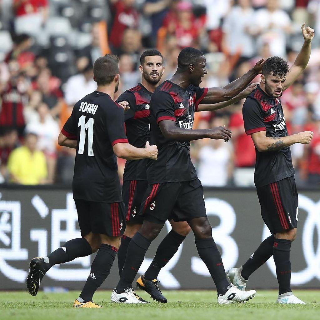 Sebut Milan Pesaing <i>Scudetto</i>, Buffon Nantikan Serie A yang Lebih Ketat