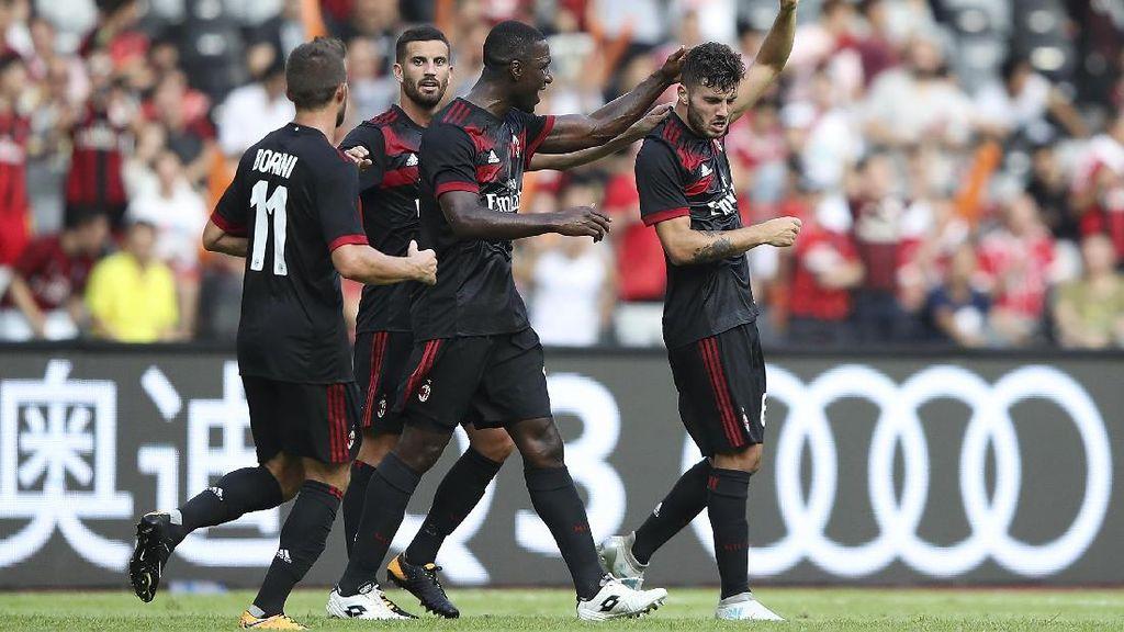 Sebut Milan Pesaing Scudetto, Buffon Nantikan Serie A yang Lebih Ketat