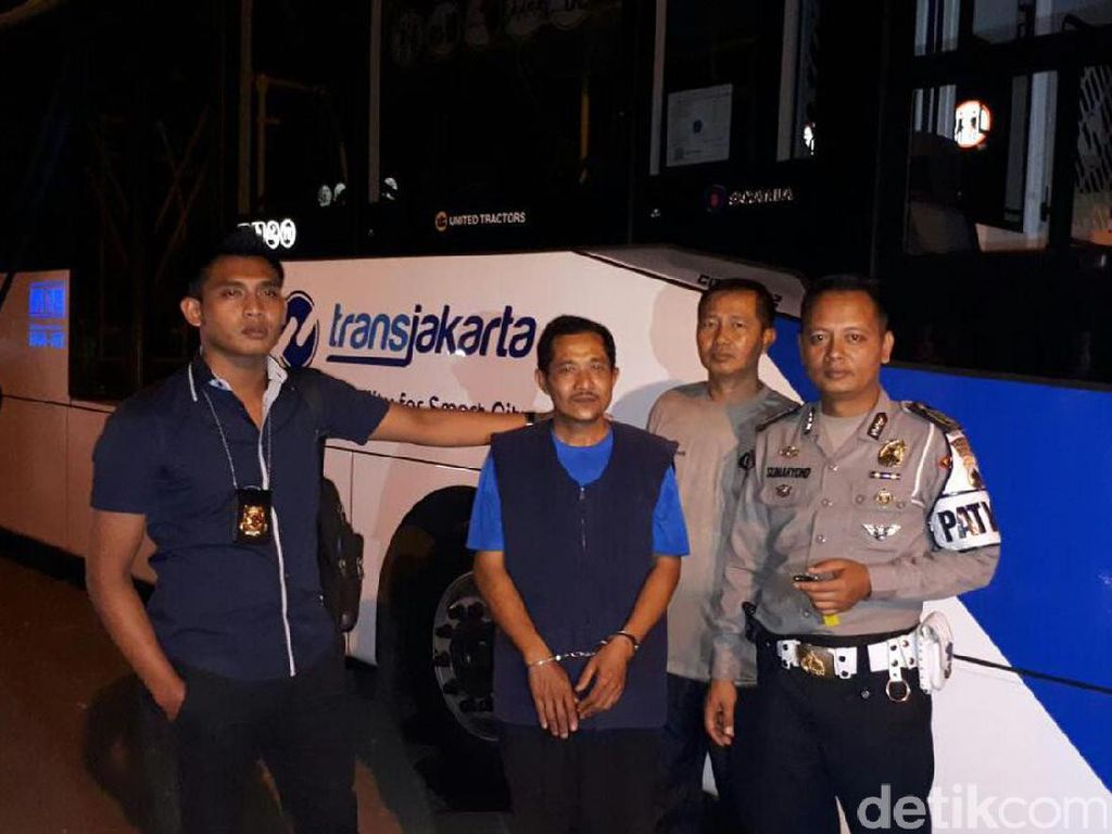 Polisi Yakin Sentot dalam Kondisi Sadar Bawa TransJ ke Pekalongan
