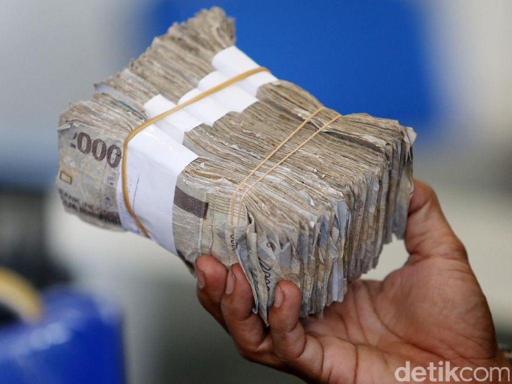 Penukaran Uang Rusak Dibuka Hari Ini