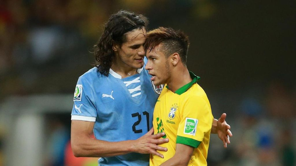Panaskan Isu Neymar, Cavani: Pemain Baru Akan Sangat Diterima di PSG