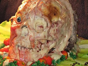 Cake Persis Potongan Tubuh Manusia dan Hal Sepele Bikin Diet Gagal