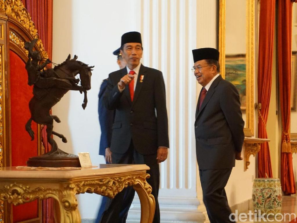 Kata Pengusung Jokowi Soal JK Junior