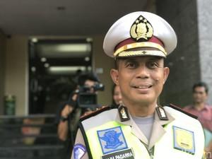 Polisi: Tak Ada Istilah Jebak, Sudah Jelas JLNT Casblanca Ada Rambu