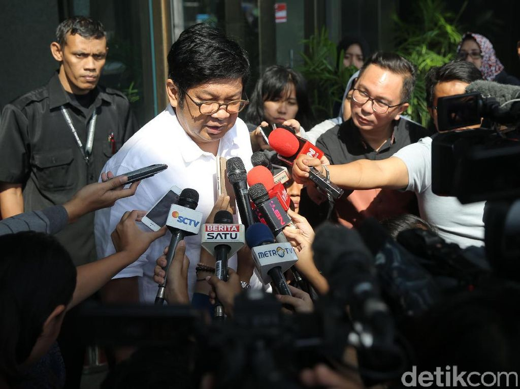 Eks Menteri BUMN Laksamana Sukardi Diperiksa Kasus BLBI
