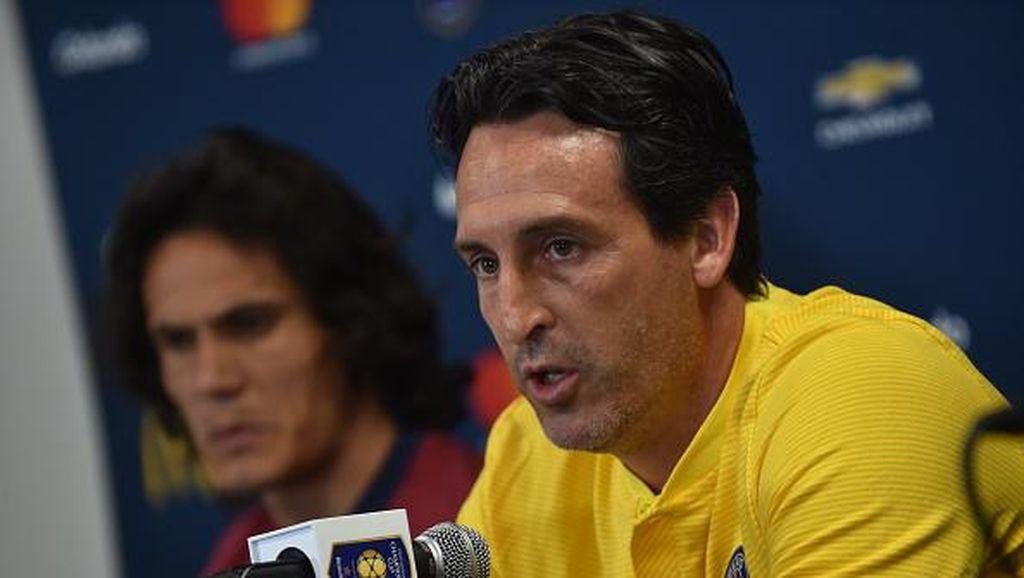 Ditanya Rumor Neymar, Emery: PSG Memang Ingin Punya Tim Terbaik