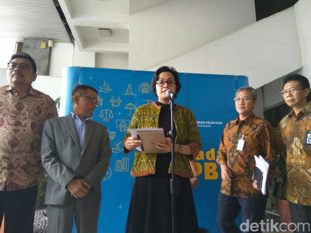 Kejar Setoran APBN Rp 1.472 T, Sri Mulyani: Saya Tidak Panik