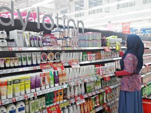 Diskon Perawatan Tubuh Sampai 25% di Transmart Carrefour