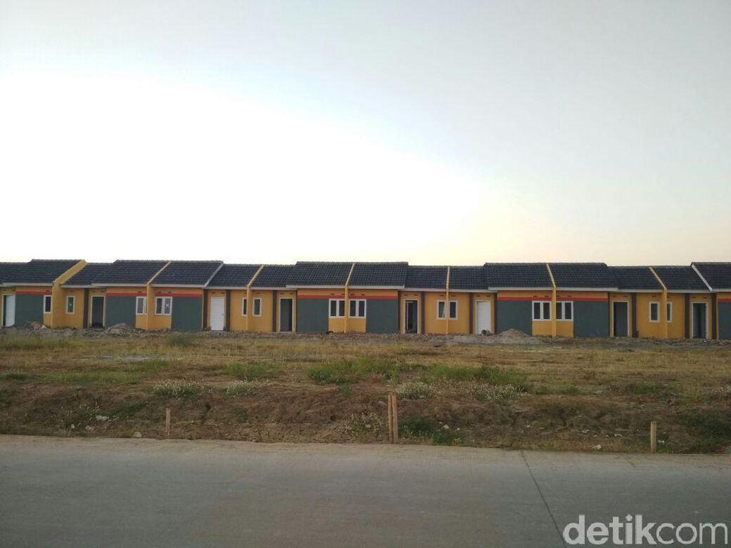 Ini 10 Provinsi Paling Banyak Dibangun Rumah Murah