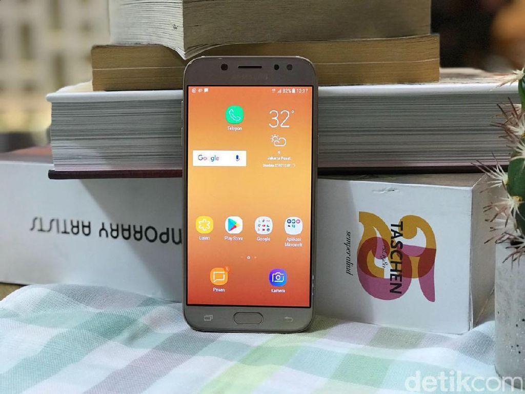 Samsung Hentikan Produksi Galaxy J