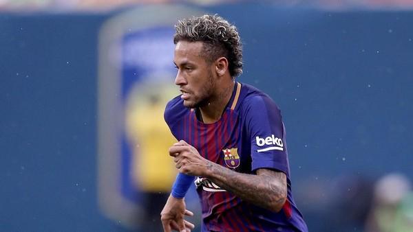 PSG Resmi Dapatkan Neymar