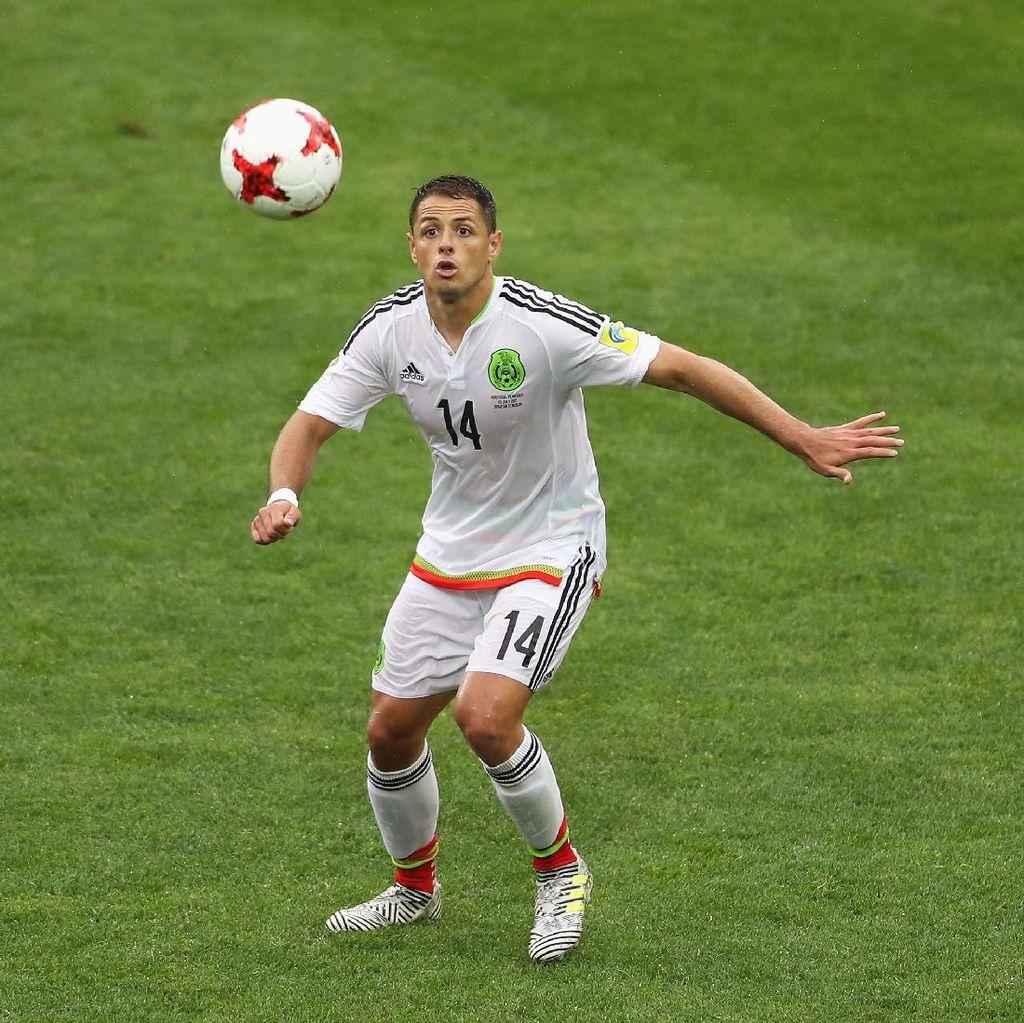 Waktunya Chicharito Buktikan Diri Lagi di Premier League