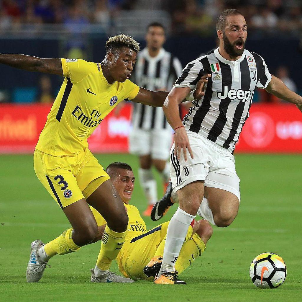 Marchisio Dua Gol, Juventus Kalahkan PSG 3-2