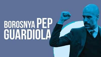 Borosnya Pep Guardiola