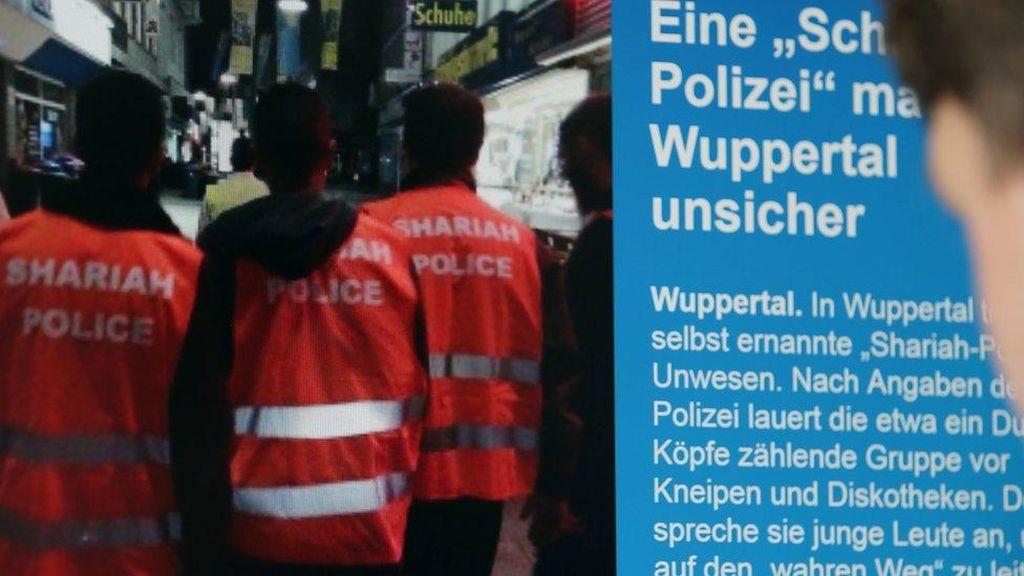 Khatib Asal Jerman Dipenjara Terkait Suriah