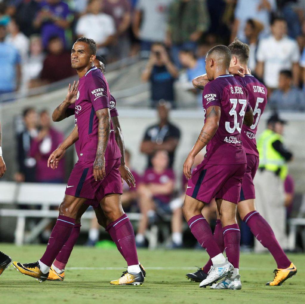 City Hajar Madrid, Guardiola Puji Semangat Pemain-pemainnya