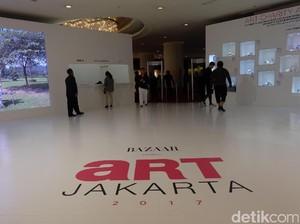 Yuk, Isi Akhir Pekan Mampir ke Art Jakarta 2017!