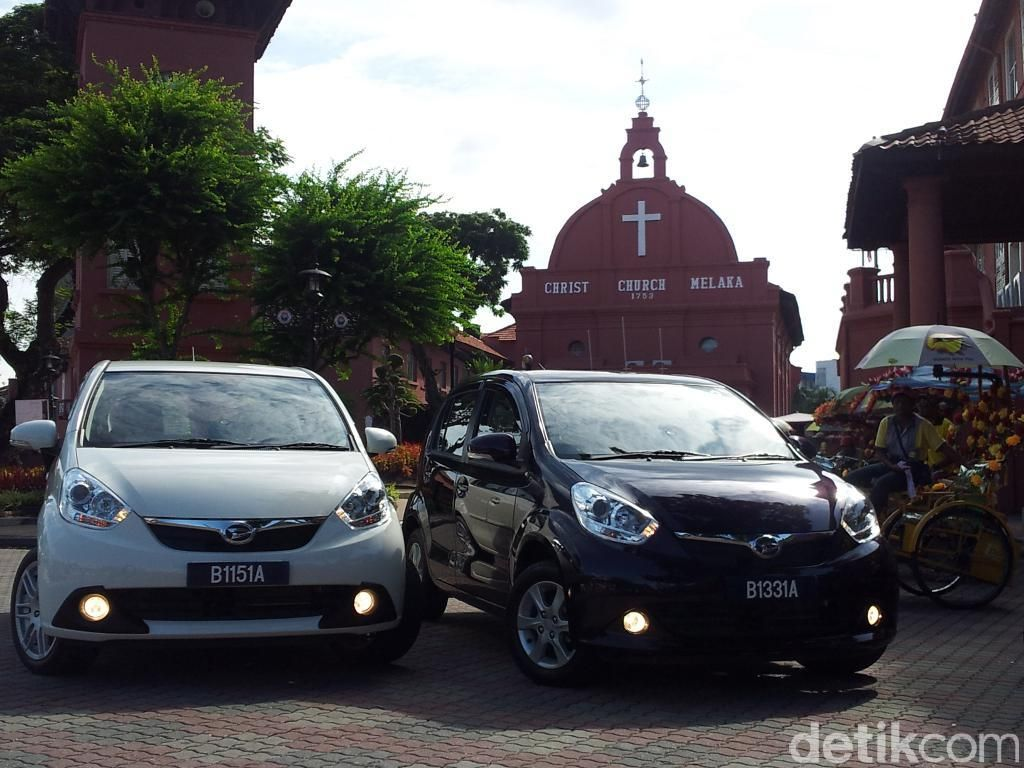 Pasar City Car Kecil Kenapa Luncurkan Sirion, Daihatsu?