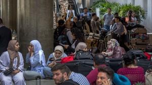 Survei: Nyaris Separuh Warga Muslim AS Alami Diskriminasi