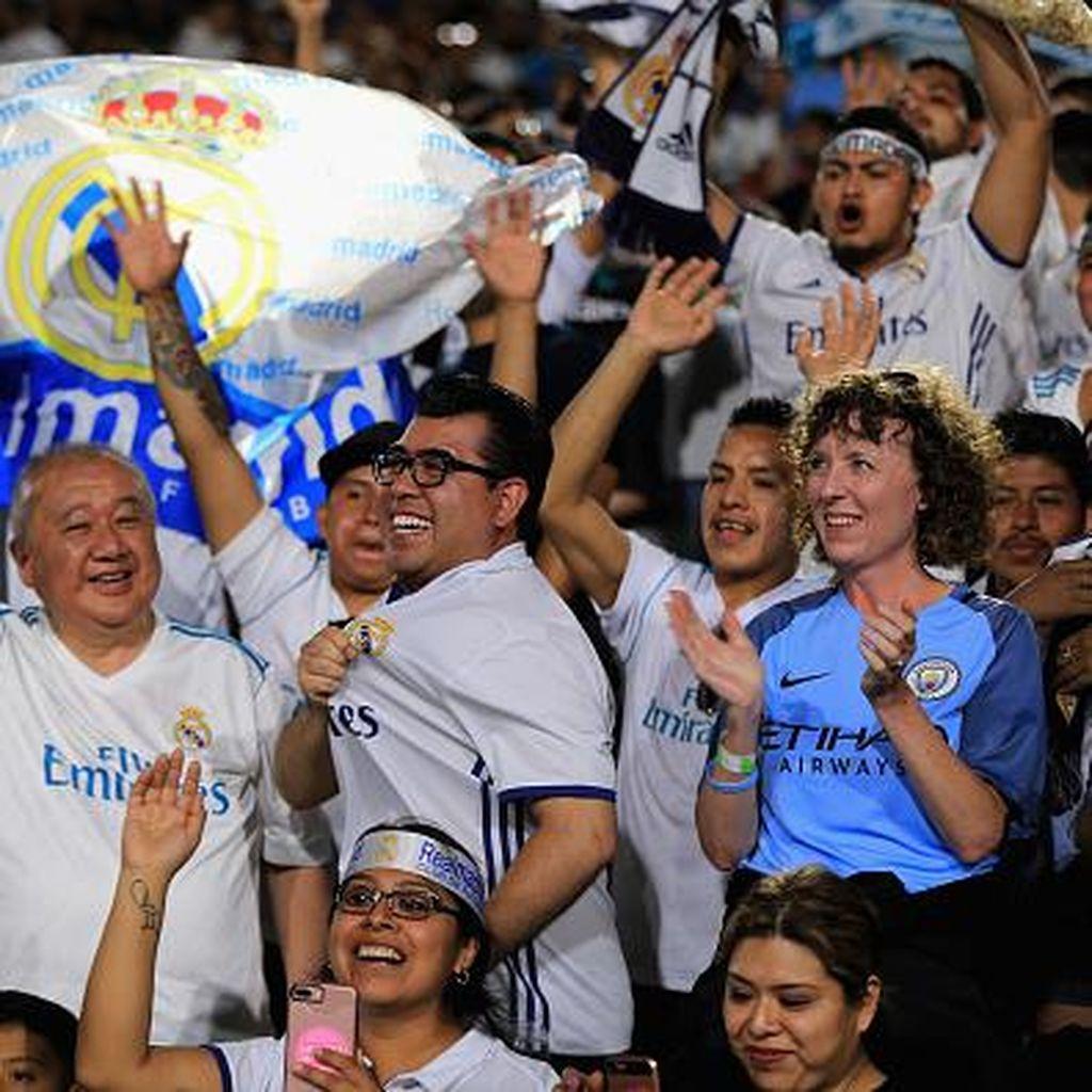 Turun Minum, City vs Madrid Masih Tanpa Gol