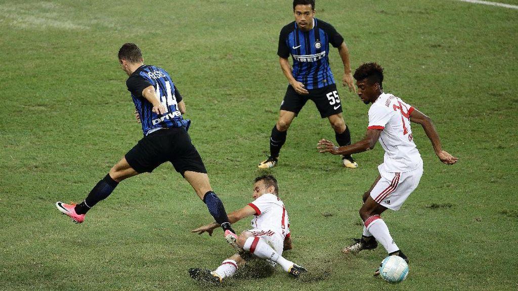 Bayern Munich Kembali Dipermalukan Klub Kota Milan