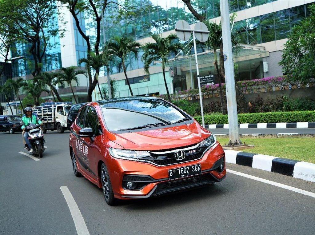 Honda Sudah Perbaiki 50.000 Mobililo, Brio BR-V dan HR-V