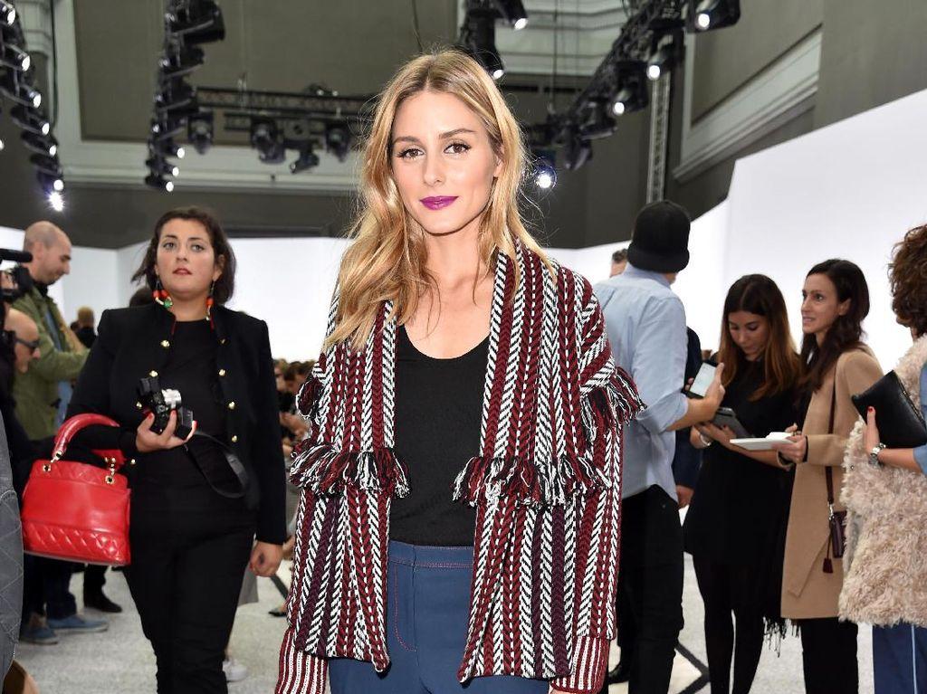 Foto: 10 Inspirasi Gaya Fashion Simpel ala Olivia Palermo