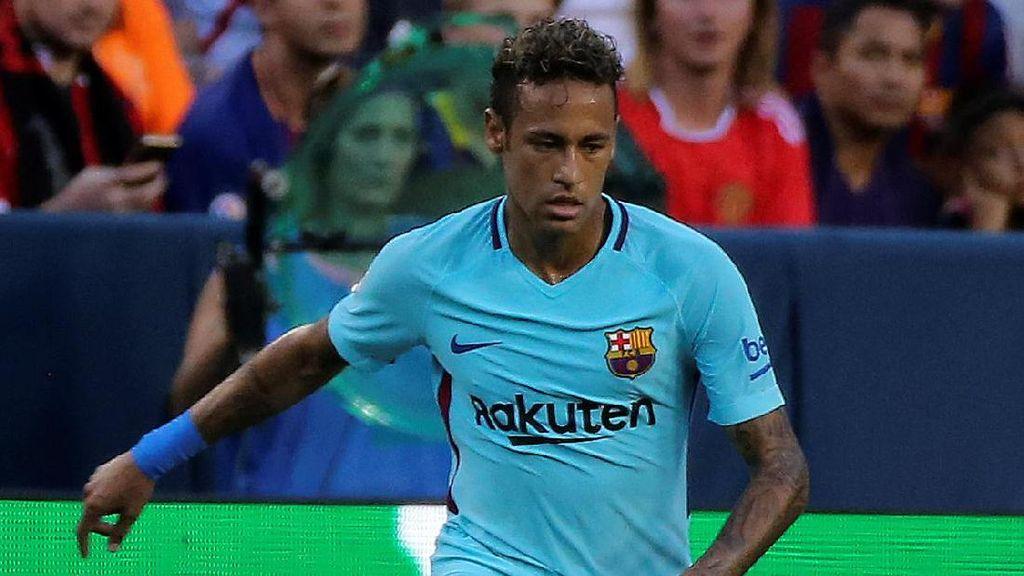 Andai Neymar Pergi, Barca Akan Kehilangan Kepingan Penting