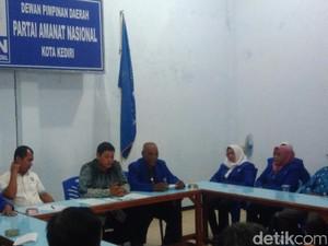 DPD PAN Kota Kediri Buka Pendaftaran Calon Wakil Walikota