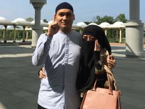 Egi John Kayak Orang Bener Usai Menikah dengan Kamilia Yasmin