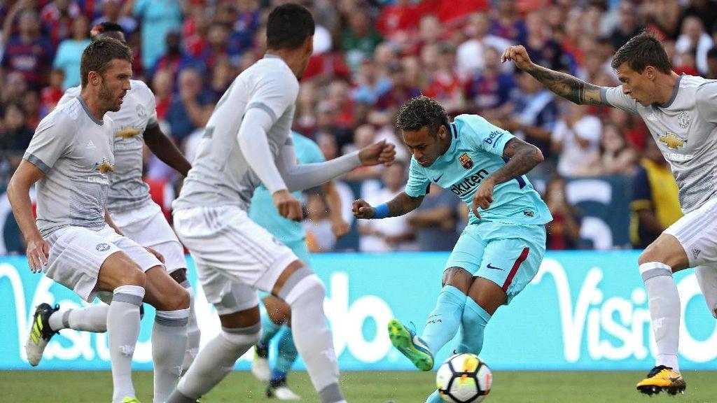 Neymar yang Terus Panas di Tengah Rumor Kepindahannya