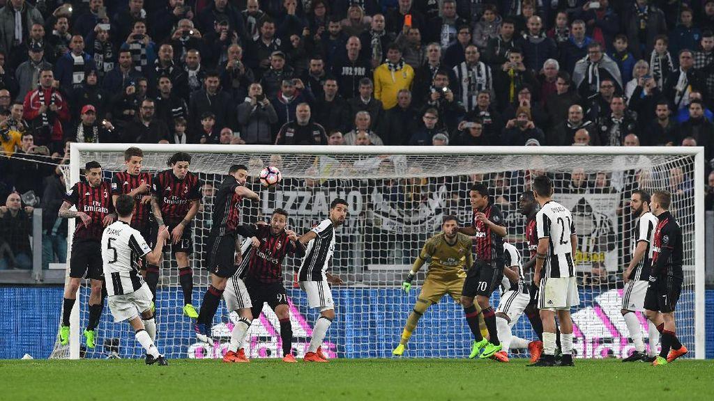 Prediksi Pirlo tentang Juventus dan Milan di Musim Depan