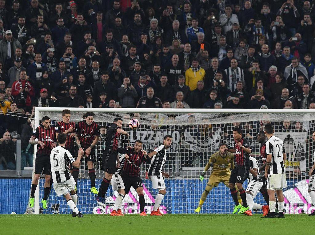 Bonucci, Pirlo, Ibra, dan Pemain Top Lainnya yang Berseragam Juventus dan Milan