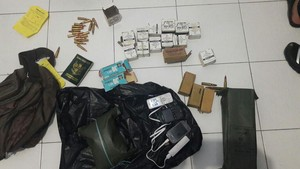 714 Peluru dan 2 Kg Bahan Peledak Ditemukan di Probolinggo
