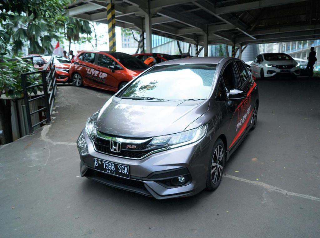 Honda Tantang Kompetitor Saingi Fitur Jazz